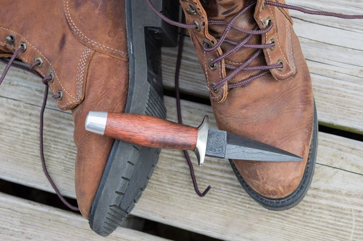 Best Boot Knifes and How to Protect Yourself in Dangerous Situations