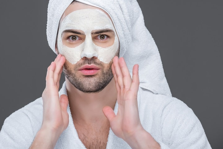 Best Facial Masks for Men Who Wish Perfectly Hydrated Skin - All Skin Types