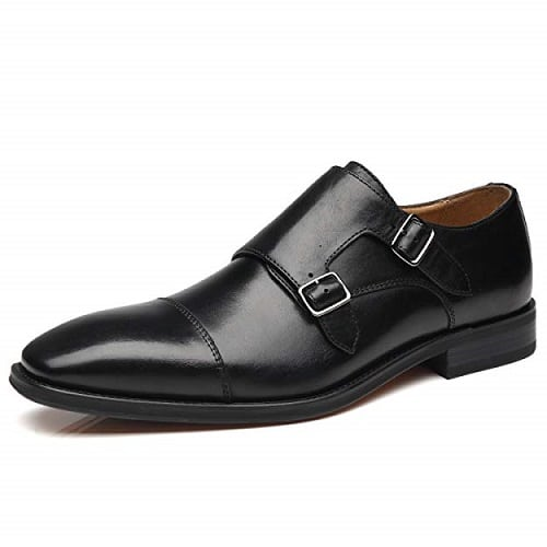 La Milano Double Monk Strap Loafer