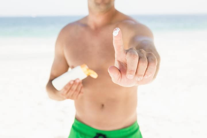 FAQ About Men's Sunscreen