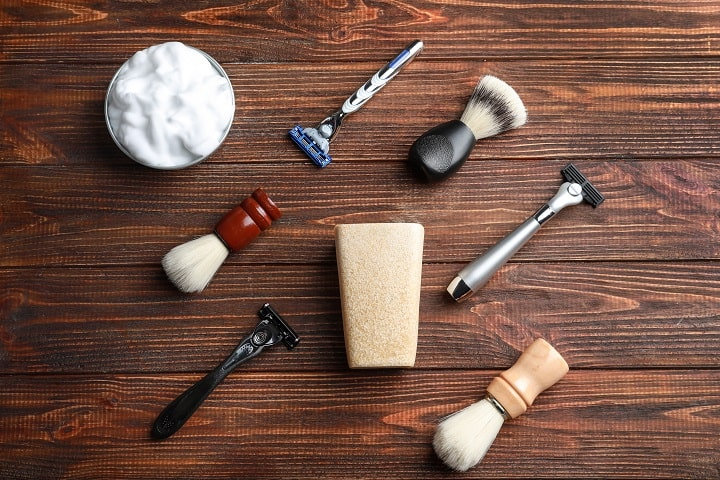 How Do Shaving Kits for Men Work