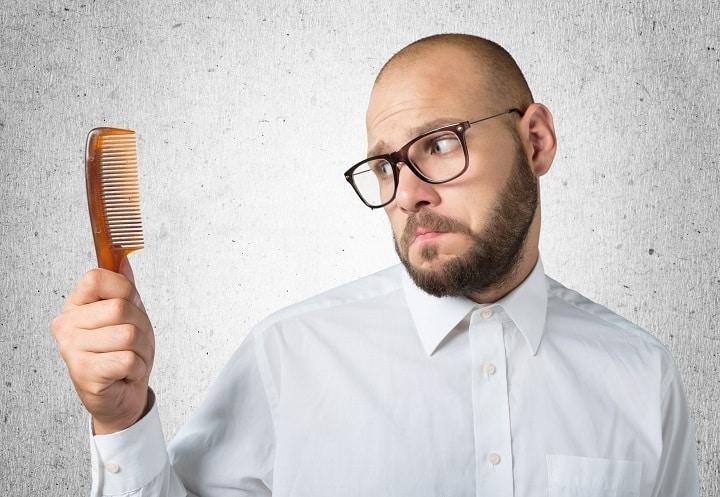 Options for Balding Men