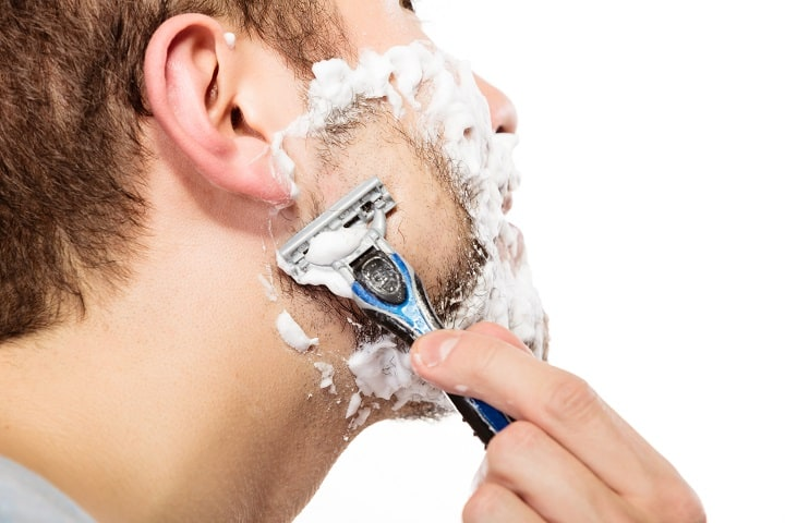 Tools in Shaving Kits for Men - Razor