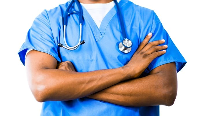 Types of Scrubs for Men - Medical Scrubs