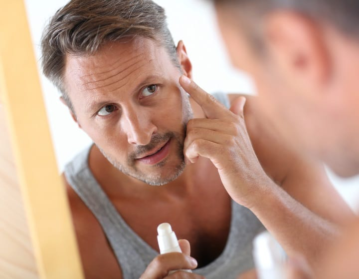 7 Best Dark Spot Correctors for Men That'll Brighten Your Skin