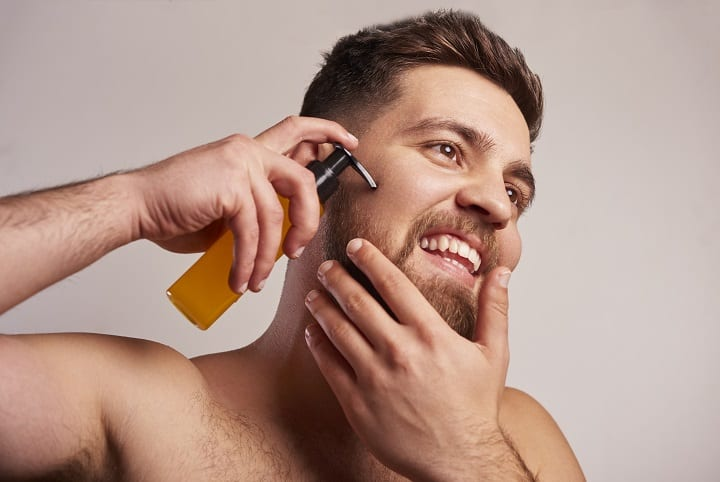 When is the best time to apply beard oil