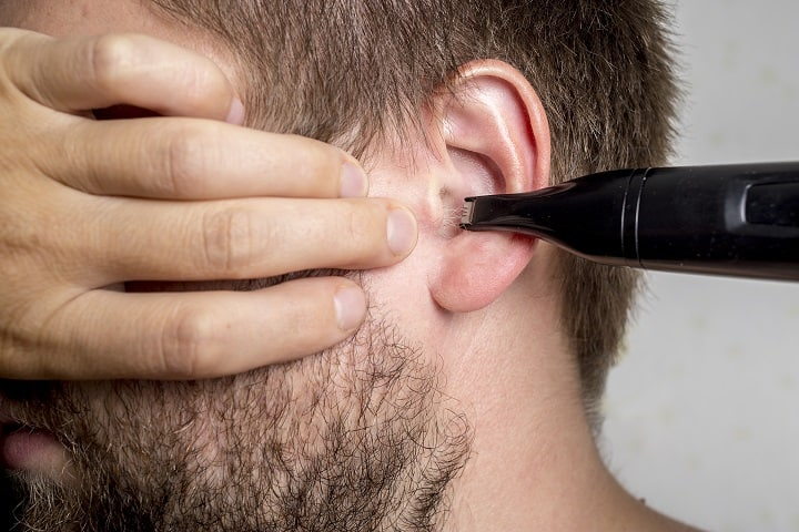 Benefits of Ear Hair Removal