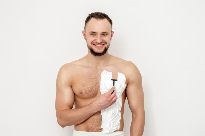 Benefits of Shaving Your Chest