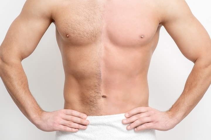 Chest Hair Removal In-Depth Guide – Best Methods & Tools