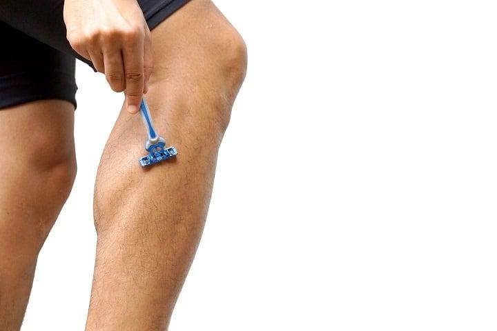 How Does Leg Shaving Work