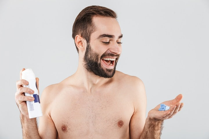 How Does a Shaving Gel Work