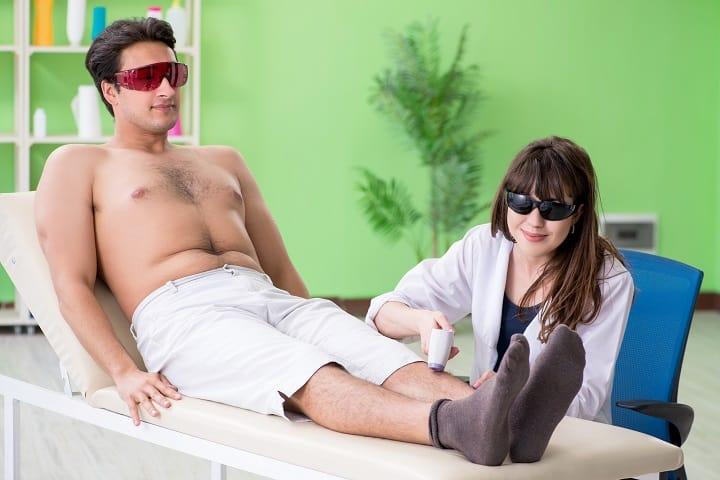 Methods for Shaving Your Legs - Laser Treatment