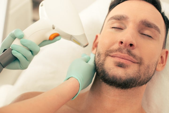 Methods of Ear Hair Removal - Laser Removal