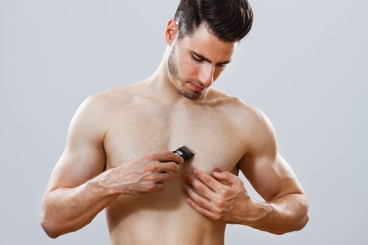 Should You Shave Your Chest – Pros, Cons & Best Methods