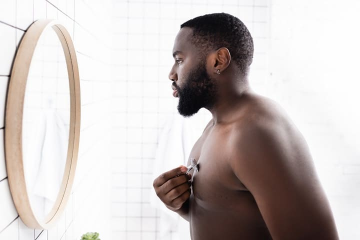 Pros and Cons of Shaving Your Chest