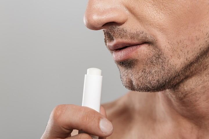 Best Chapsticks for Men to Nourish & Protect Chapped Lips