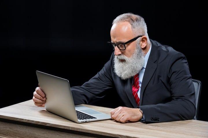 How to Grow a Corporate Beard