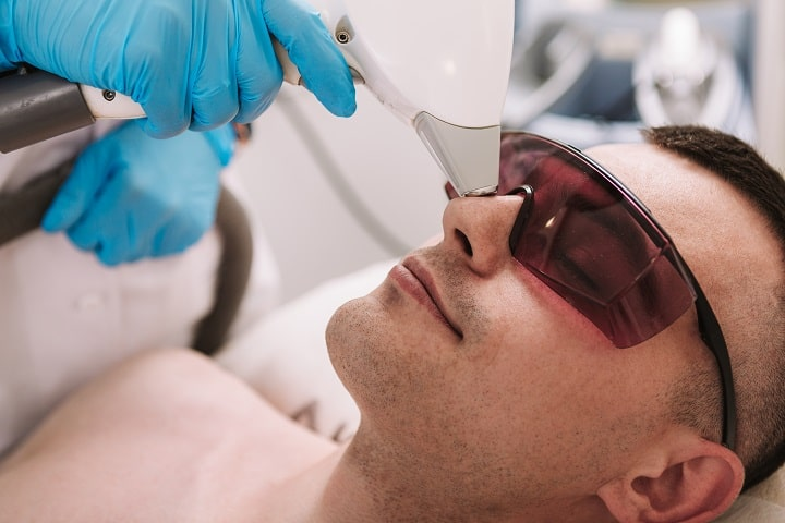 Methods of Nose Hair Removal - Laser Hair Removal