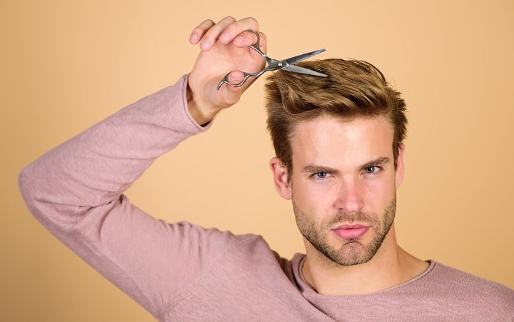 How to Use Hair Cutting Shears