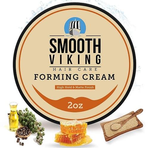 Smooth Viking Hair Care Forming Cream