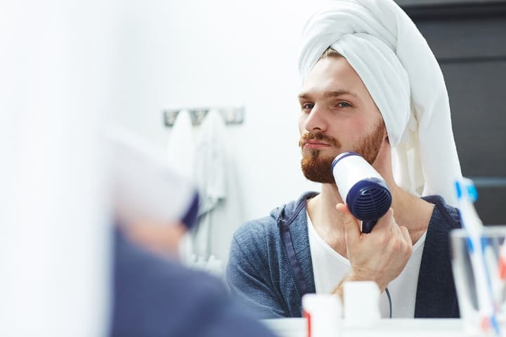 Thin Beards Causes and Treatments