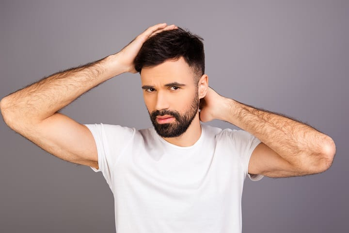 Do's and Don'ts With a Heavy Stubble