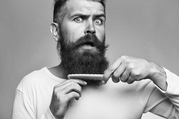 FAQ About Scraggly Beard