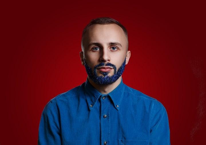 Short History of Glitter Beard
