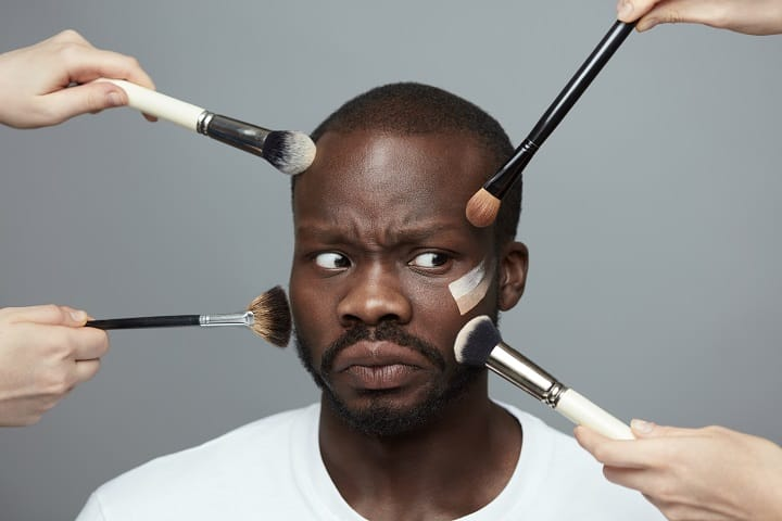 Best Makeup for Men to Minimize All Your Skin Imperfections