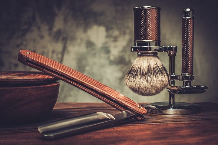 How to Choose the Best Shaving Brush Stand - Materials
