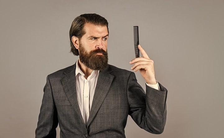 How to Prepare Your Beard for a Job Interview