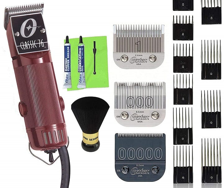 How to Use Oster Clippers