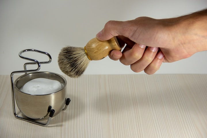 Pros and Cons of Using a Shaving Brush Stand