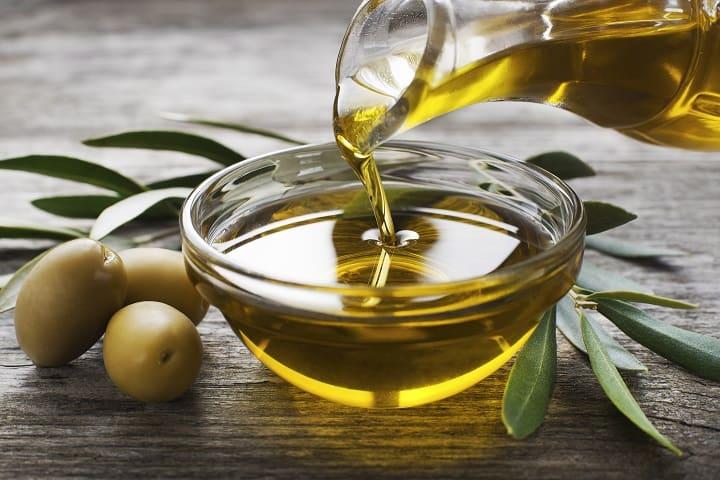 Shaving Cream Alternatives - Olive Oil