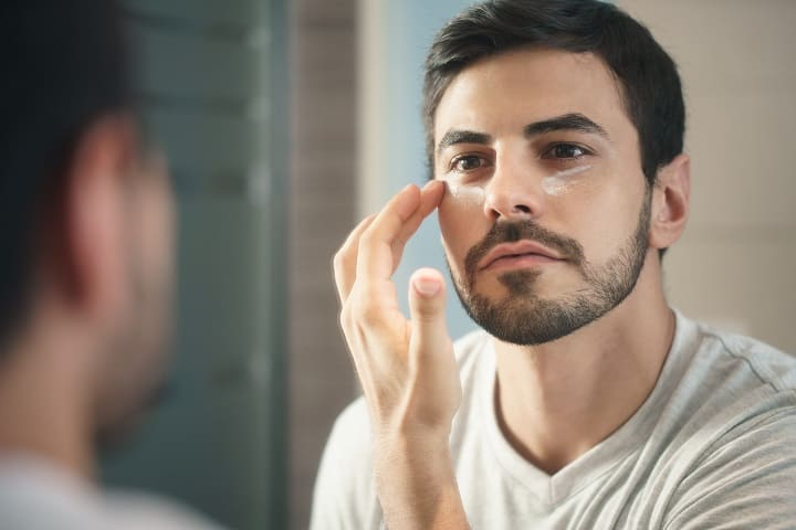 Types of Makeup Products for Men