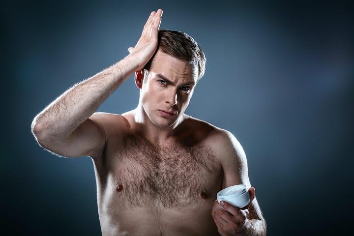 How to Apply Hair Relaxer for Men