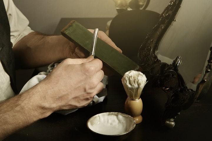 How Does Straight Razor Sharpening Work