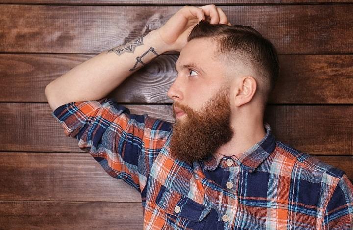 Boxed Beard