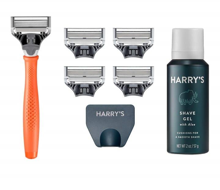 Features of Harry's Razor