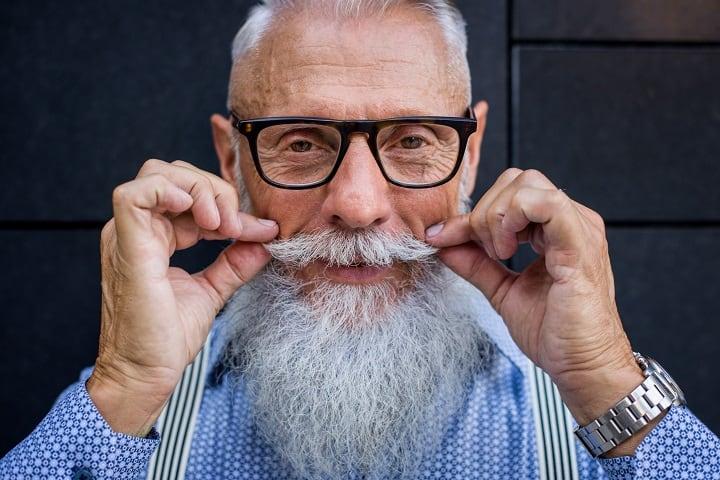 How to Grow a Verdi Beard