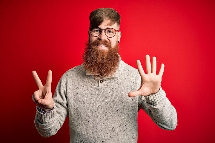How to Grow an Irish Beard