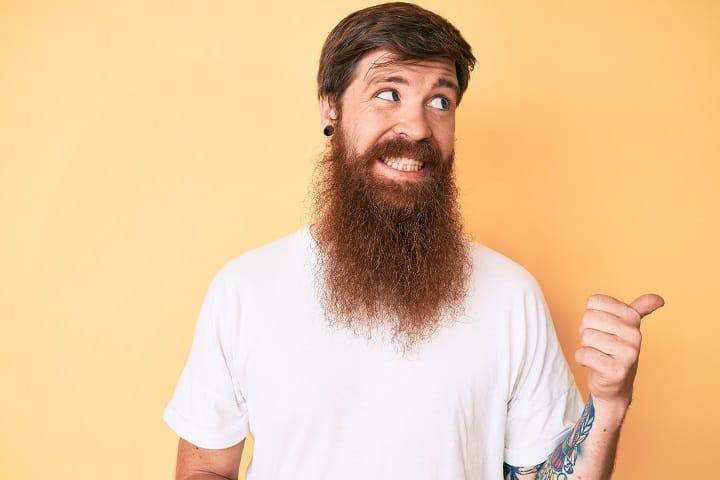 Short History of Irish Beards