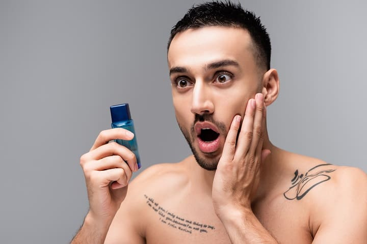 Signs That You Need to Use Aftershave