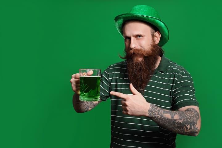 Types of Irish Beards