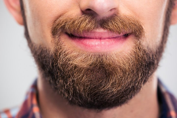 How Does a One-Month Beard Work