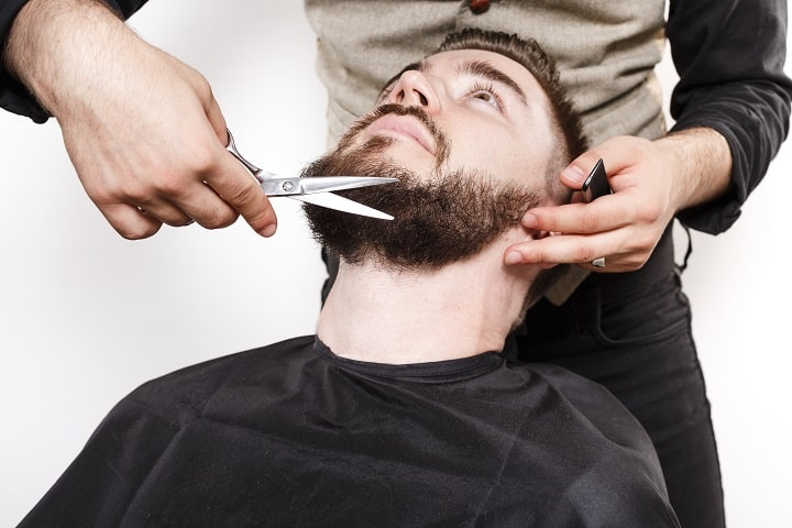 How to Grow a One-Month Beard