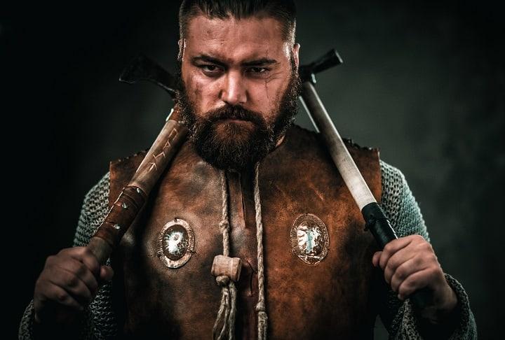 How to Grow a Ragnar Beard