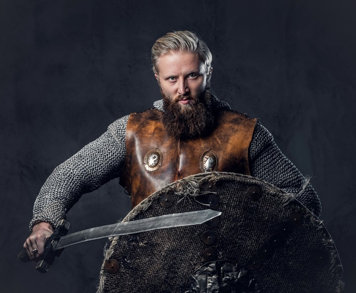 Types of Ragnar Beards