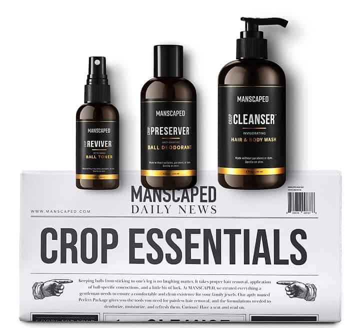 FAQ About Manscaped