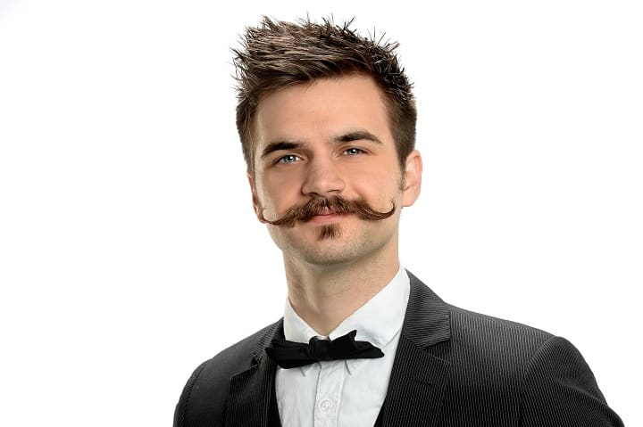 French Mustache Styles That Simply Command Attention
